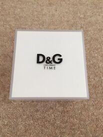 D & G ladies watch REDUCED