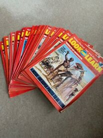 1970's Look and Learn Magazines (29 copies)