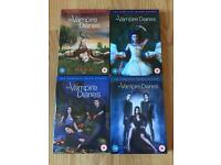 Vampire Diaries DVD season 1 - 4