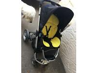 Apple I candy pushchair and pram
