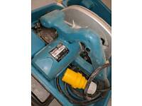 Makita 110w skill saw