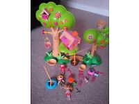 Lalaloopsy tree house