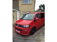 VW Transporter Kombi 180BHP Excellent condition, low mileage.