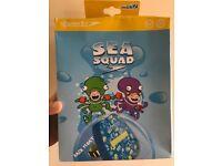 Sea squad back float brand new