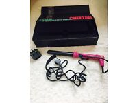 Aria Hair Styler Curler 25mm Ceramic Clipless which retails at £169.00 selling for ONLY £59.99