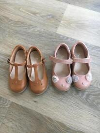 Girls Next shoes size 7