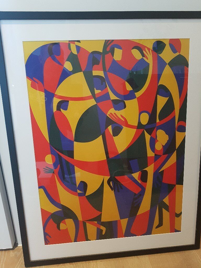 Framed Abstrated Pictures from The Framed Picture Company | in ...