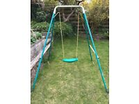 Free - Collection Only. Childs swing. Will require some assembly.