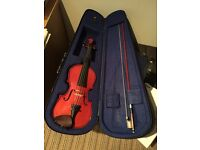 CHILD SIZE VIOLIN 1/4 ADULT