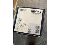Grohe thermostat complete shower