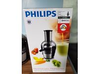 Juicer - Philips Viva Collection HR 1863