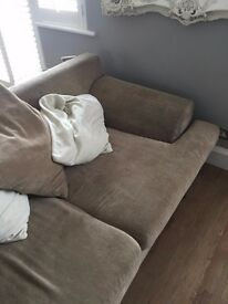 2 and 3 Seat Sofa Suite