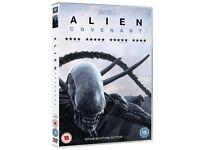 Alien Covenant DVD 2017 Brand New & Factory Sealed - A Ridley Scott Film