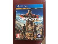 PS4 Tom Clancy's Ghost Recon Wildlands Deluxe Edition