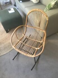 Parker Knoll Rocking Chair And Matching Fireside Chair