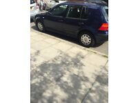 1.4 vw golf for sale very econimic