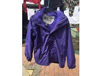 Girls Regatta coat 9-10 Years