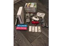 Wii + 8 games