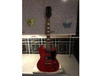 Lindo sg guitar £50 cash