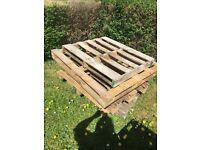 FREE PALLETS 3 LEFT AL7 Welwyn garden city