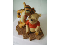 Pooh and Friends Porcelain Figurine
