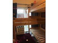 3 way bunk beds