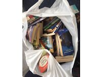 Huge bin bag of Mills and Boon books! £15