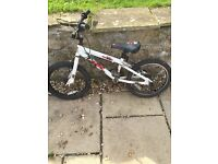 Apollo Force BMX Bike Approx Age 6-8 years