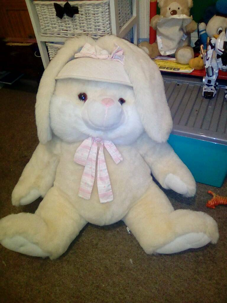 Large Bunny teddy