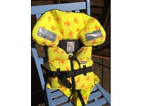 *CAN POST* BALTIC Baby/Toddler Life Vest 15KG/2.5 stone