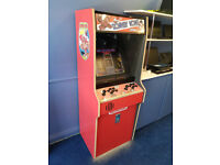 Retro Ultimate Arcade Cabinet. Sega, SNES, Mame, Machine. Stunning Condition - Must for a Man Cave!