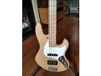 Sandberg TM4 Natural Ash Bass - Immaculate