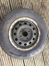 "13"" Brand new tyre"
