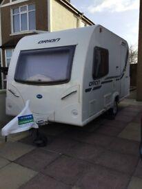 Bailey Orion 400-2 Caravan for sale.