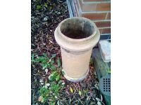 vintage chimney pot (can deliver)