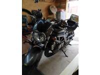 Suzuki Sv 650 k8 motorbike