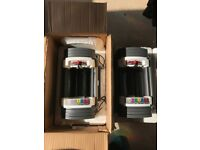 Dumbbell set, POWERBLOCK SPORT 9.0 STAGE I (5-50 LBS), RRP£299