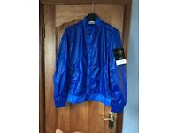 Stone Island Crinkle Gloss Jacket (NEW WITH TAGS)