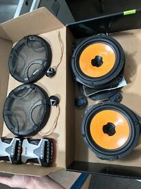 Hertz Car Audio Speakers