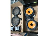 Hertz Car Audio Speakers