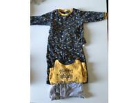 Batmen Pyjamas (9-12 Month)