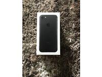 iphone 7 black, ee