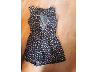 River Island playsuit size 8