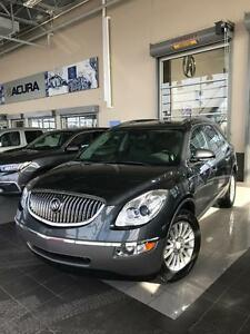 2012 Buick Enclave CXL AWD, HEATED LEATHER, BUCKET SEATS