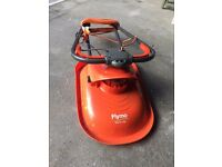 Flymo microlite lawnmower