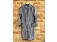 Boys M&S Grey Dressing Gown