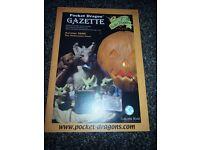Pocket Dragon Gazette Autumn 2000 club magazine