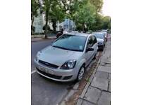 Ford Fiesta 2008 (58 plate) Grey good condition new MOT