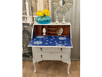 Beautiful shabby chic french style bureau by Eclectivo