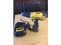 Dewalt 18volt XR Combi Drill with hammer action